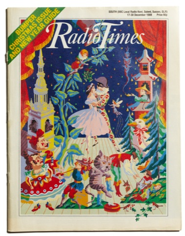17.12.88 Christmas edition - the best selling in the title's history