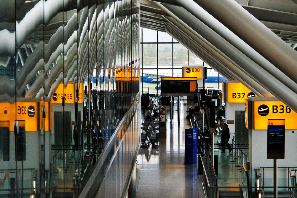 Heathrow Terminal Five