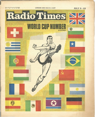 07.07.1966 World Cup Issue