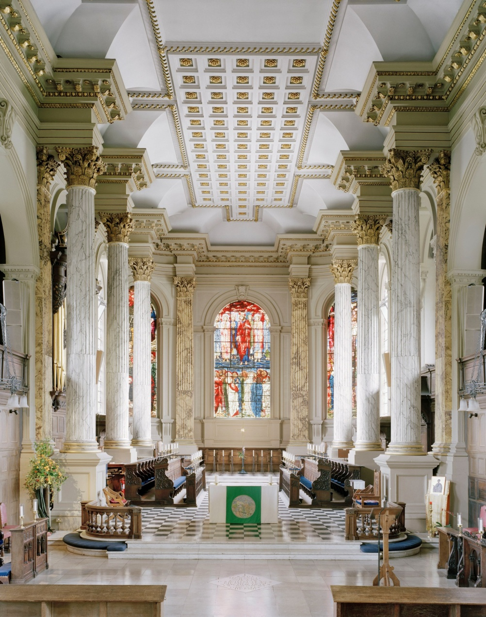 Birmingham Cathedral, 2010