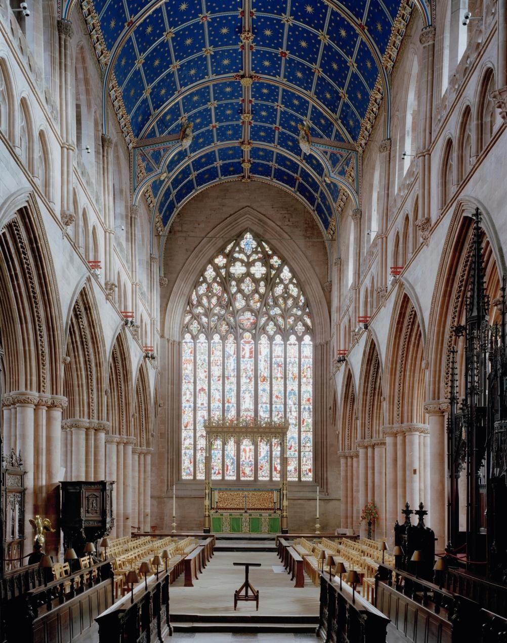 Carlisle Cathedral, 2011