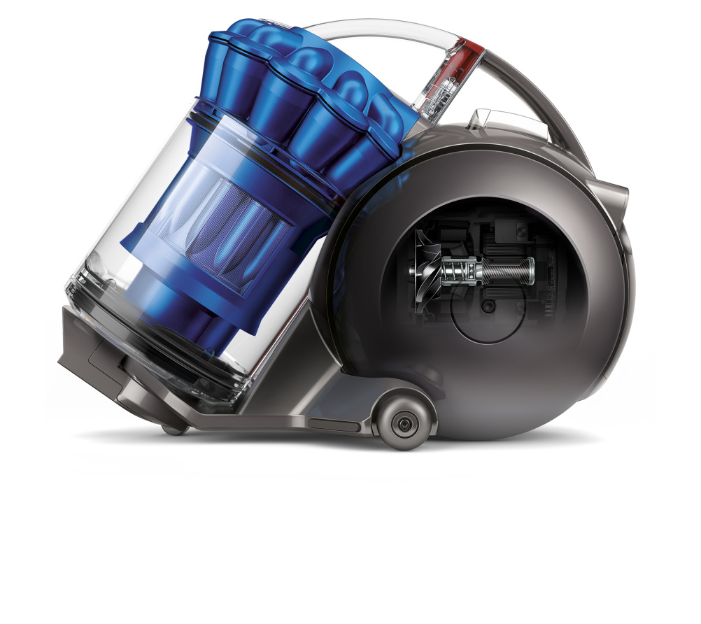 The Dyson DC49 featuring the V4 digital motor