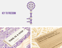 Key to Freedom campaign