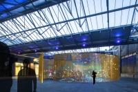 Kings Cross Roller Rink Feix + Merlin Architects