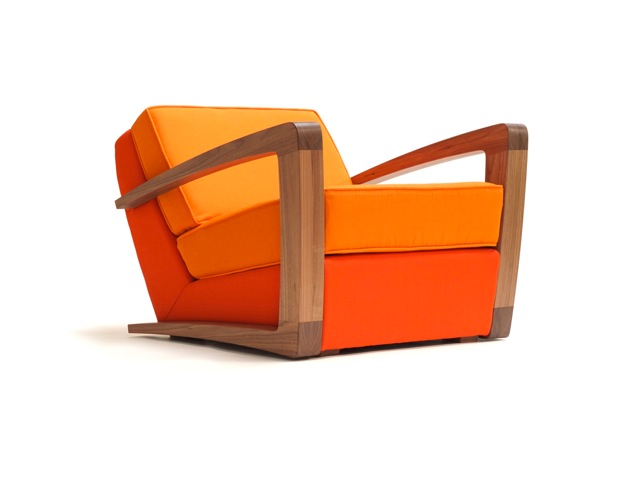 Kustom Armchair by Bark Furniture