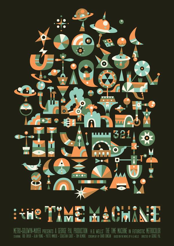 The Time Machine, by Matt Lyon