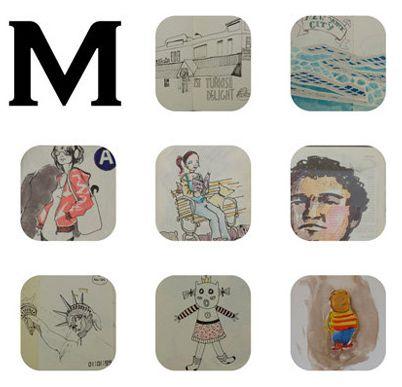 Moleskine identity, by A+G Achilli Ghizzardi Associati