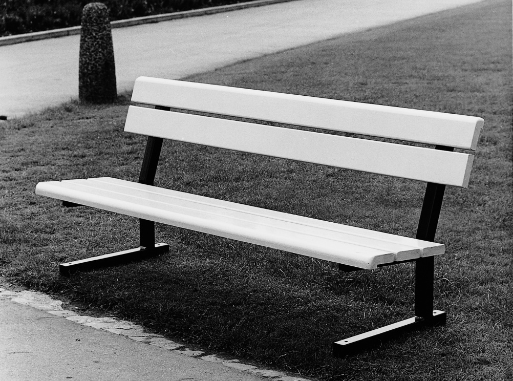 Outdoor Seating 1962