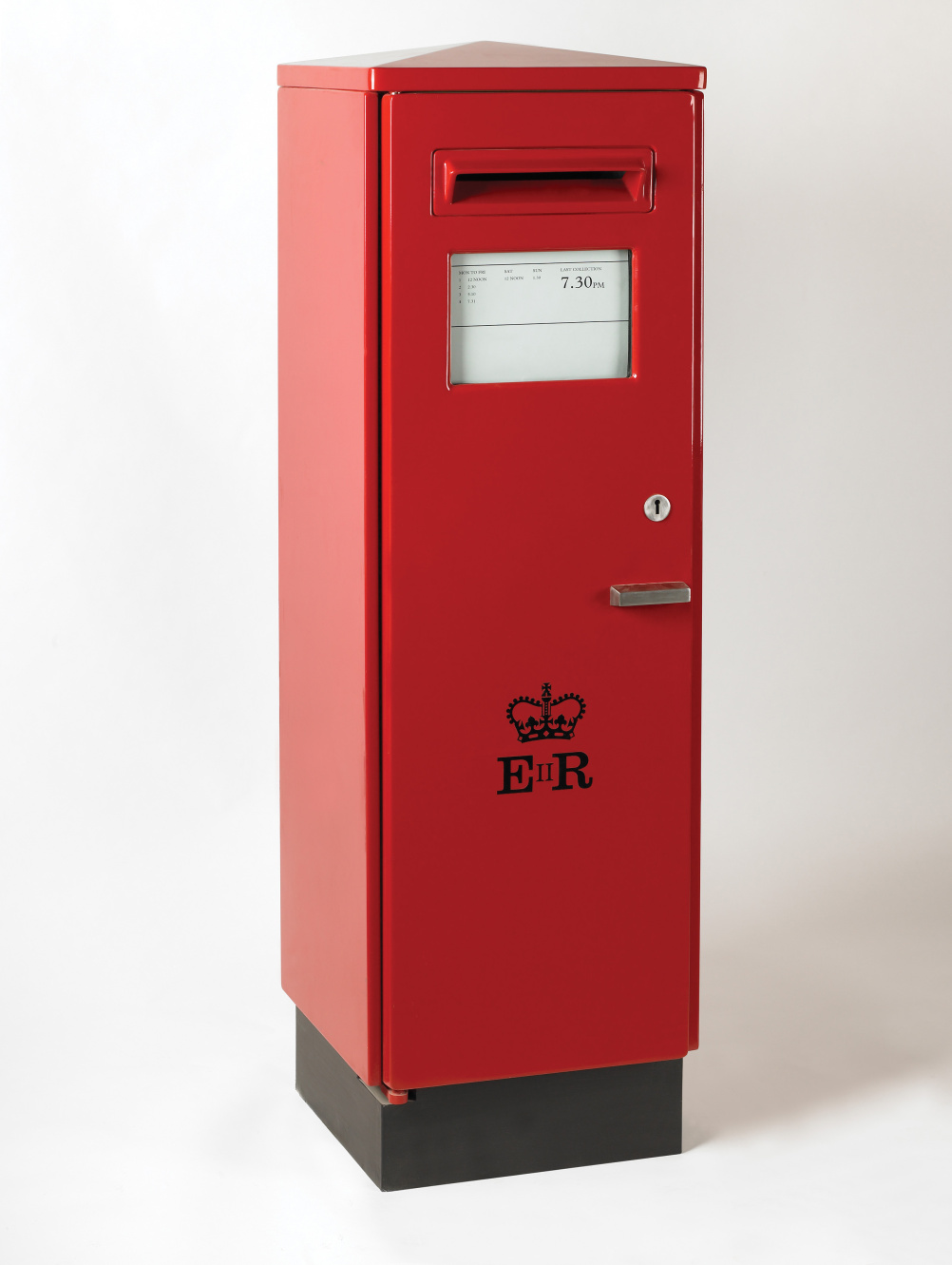 Square Pillar Box  1966