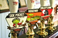 Tring Brewery pumps