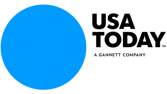 USA Today identity, by Wolff Olins