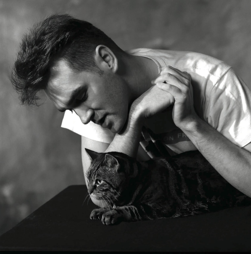 Morrissey possibly tested new material on kittens