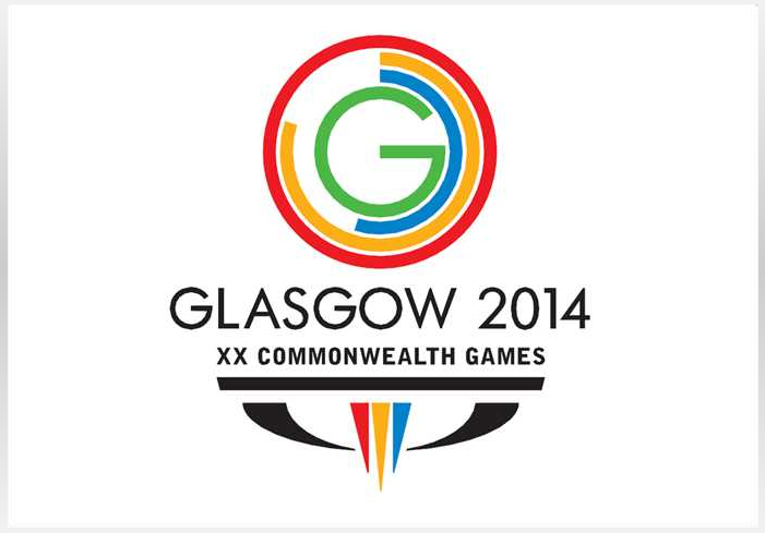 Glasgow 2014 Commonwealth Games identity, by Marque Creative