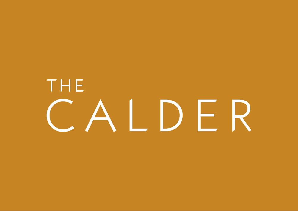 The Calder logo