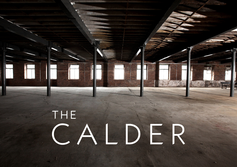 Application of The Calder identity