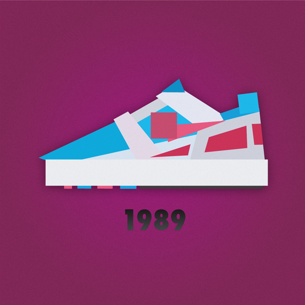 Jack Stocker - Nike Air Flow 1989