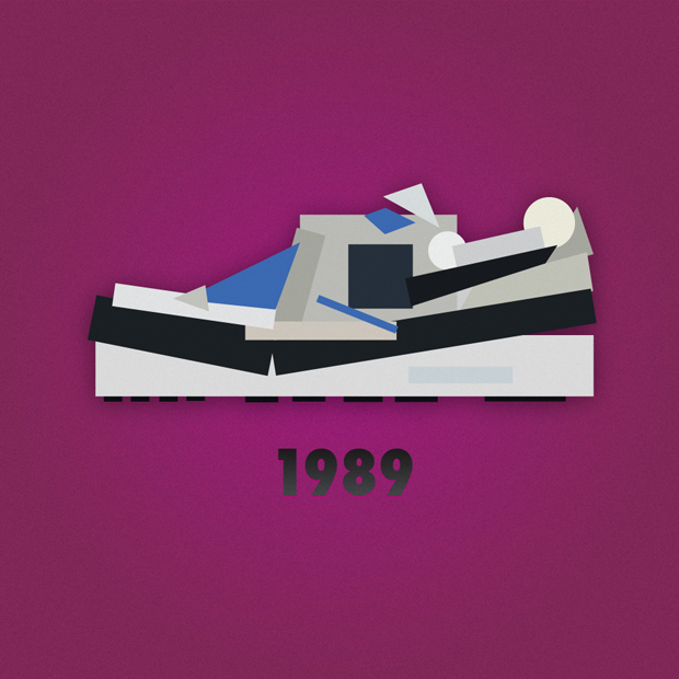Jack Stocker - Nike Air Max Light 1989