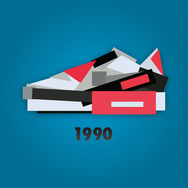 Jack Stocker - Nike Air Max Infrared 1990