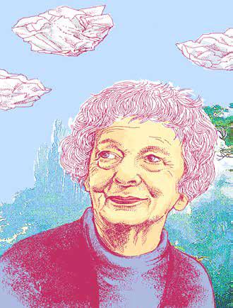 Agata Nowicka, Wislawa Szymborska