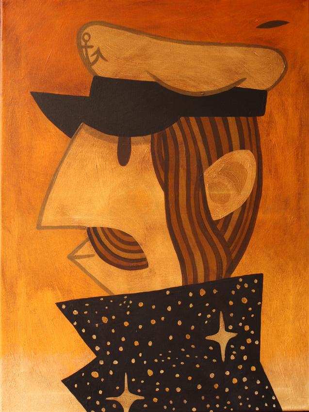 El Capitano by Pete Fowler