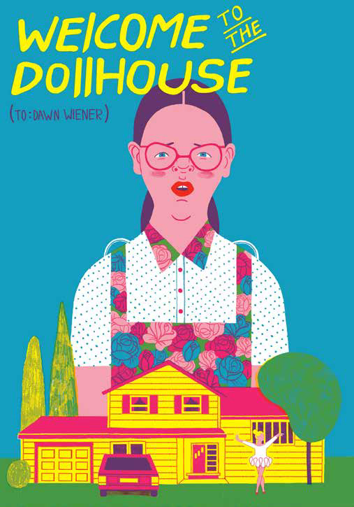 Ella Cohen, Welcome to the Dollhouse