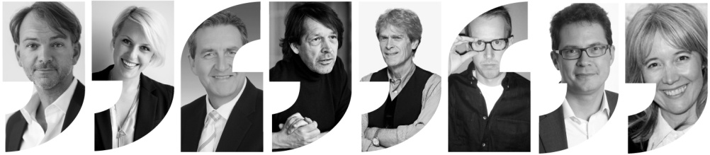 Some of the speakers at this year's Global Design Forum