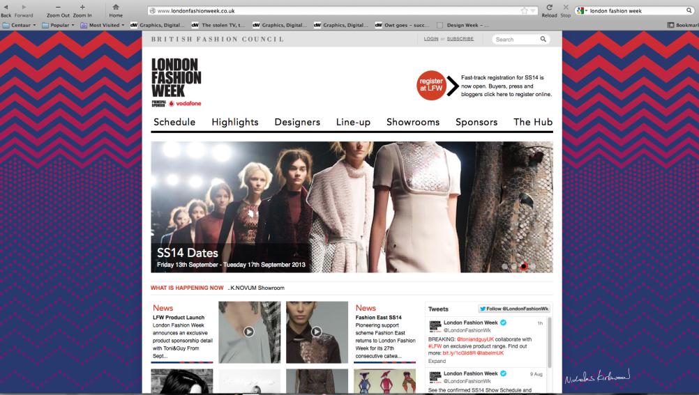 LFW website