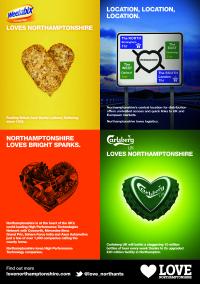 Love Northamptonshire