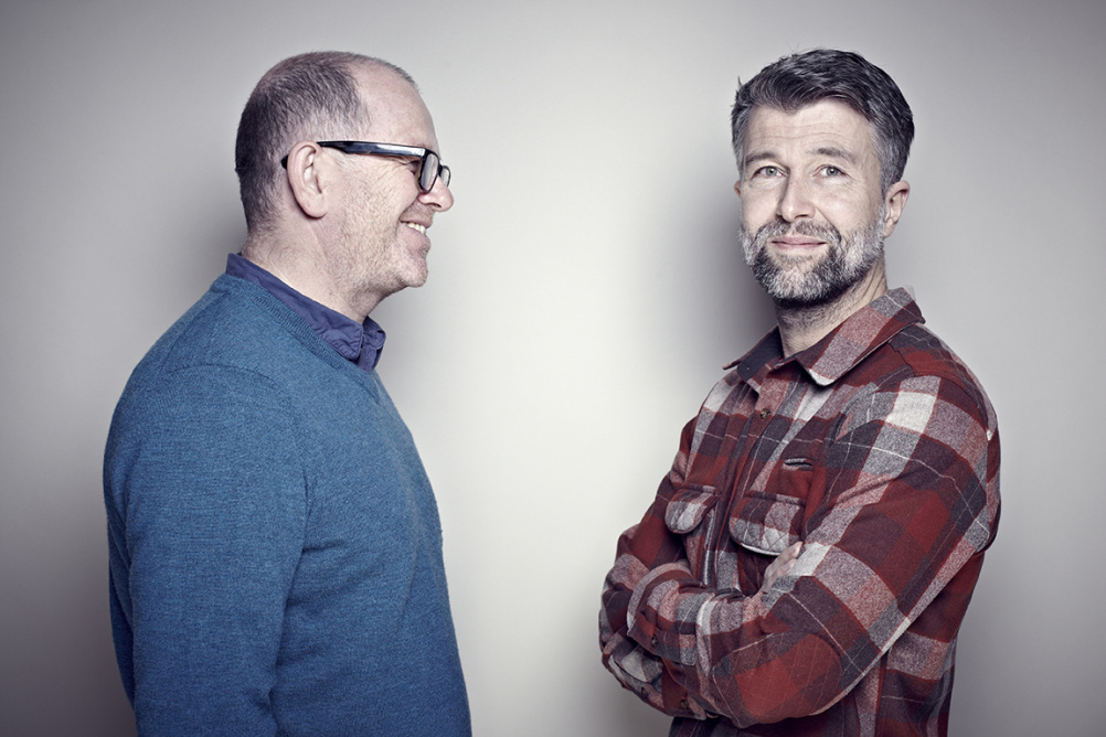 Tom Lloyd and Luke Pearson