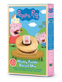 Peppa Pig Sandwich Biscuit Mix