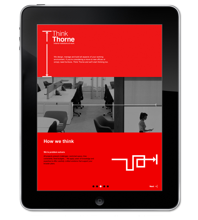 Thorne tablet site
