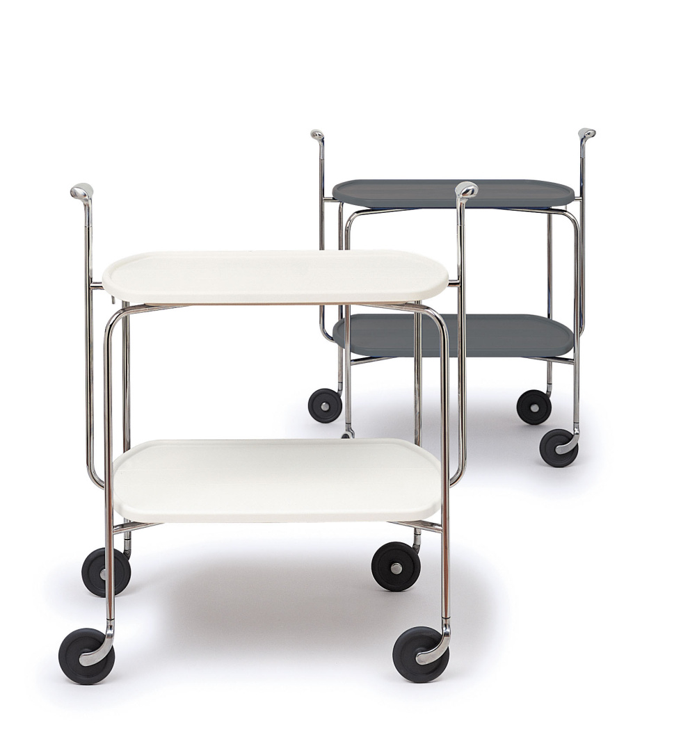 The Transit folding trolley, from 1999
