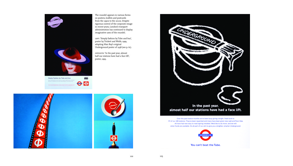 Variations on the roundel