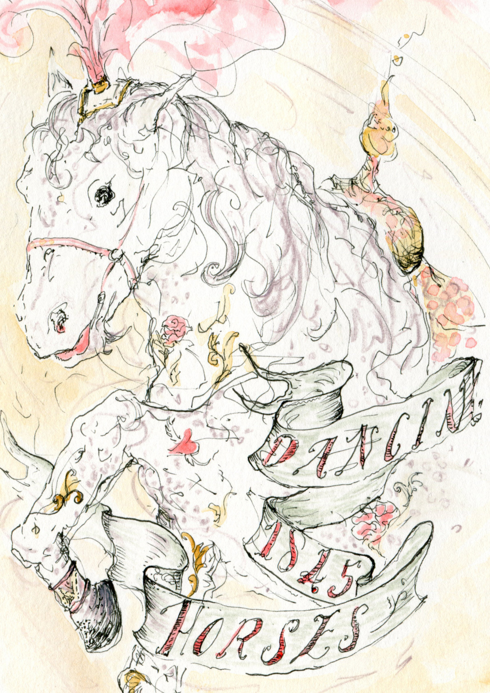 Tavi Austin, Horse