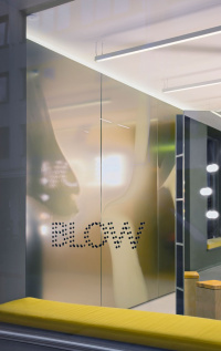Blow salon