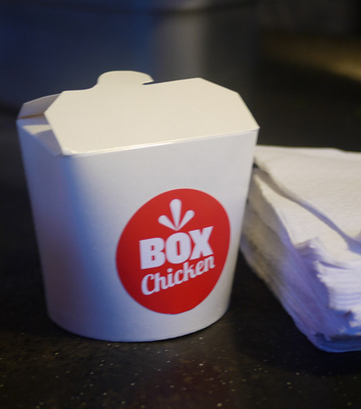 Box Chicken box