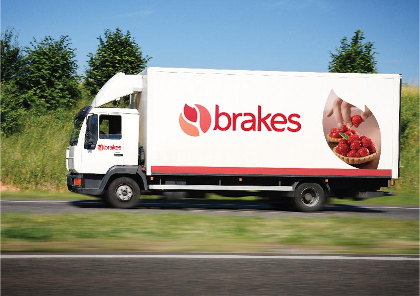 Brakes lorry