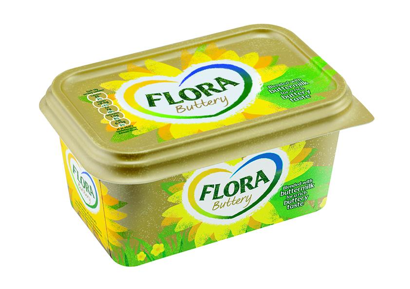 Flora Buttery