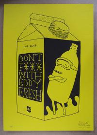 Eddy Fresh print