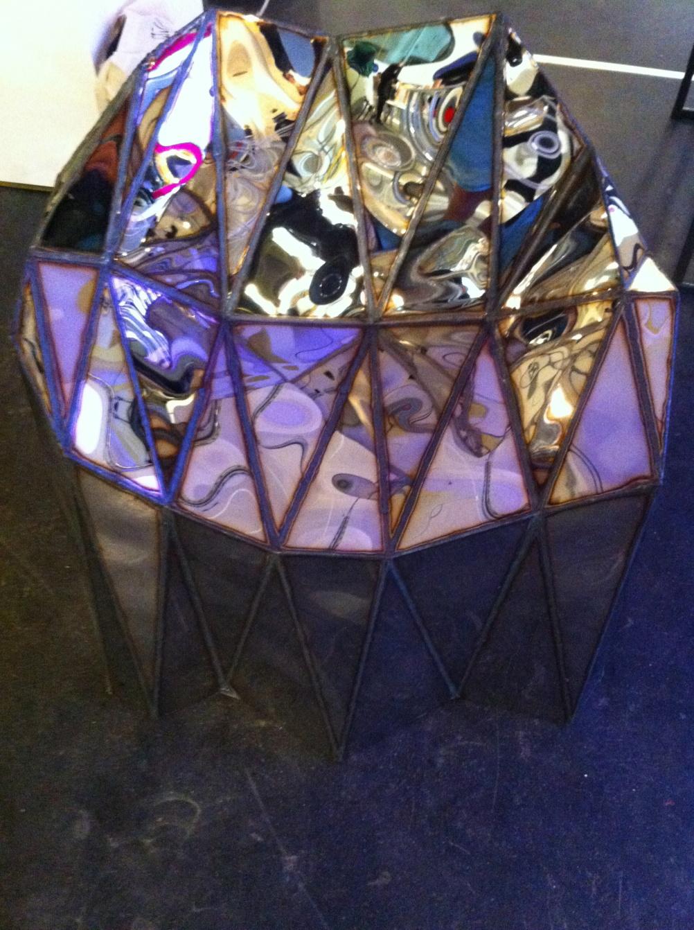 Glenda Chair by Julian Mayor for Andon Design