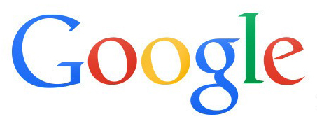 The new Google logo