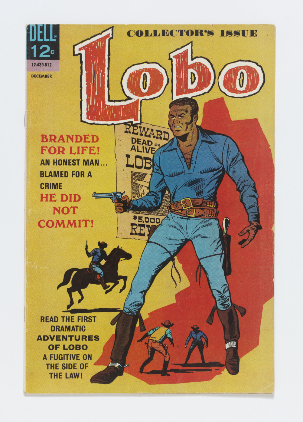 Lobo comic edition one