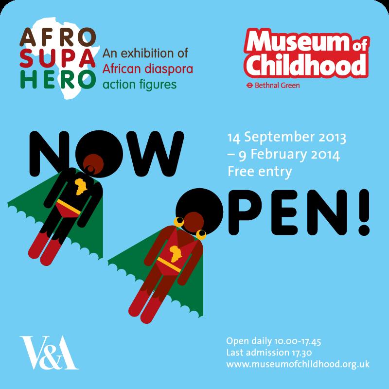 AfroSupaHero campaign
