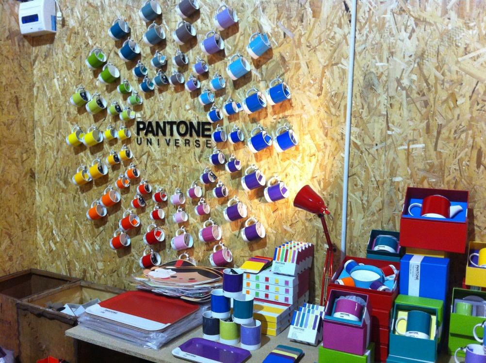 Pantone stand