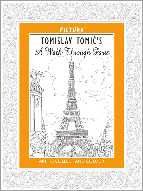 Tomislav Tomic, A Walk Through Paris