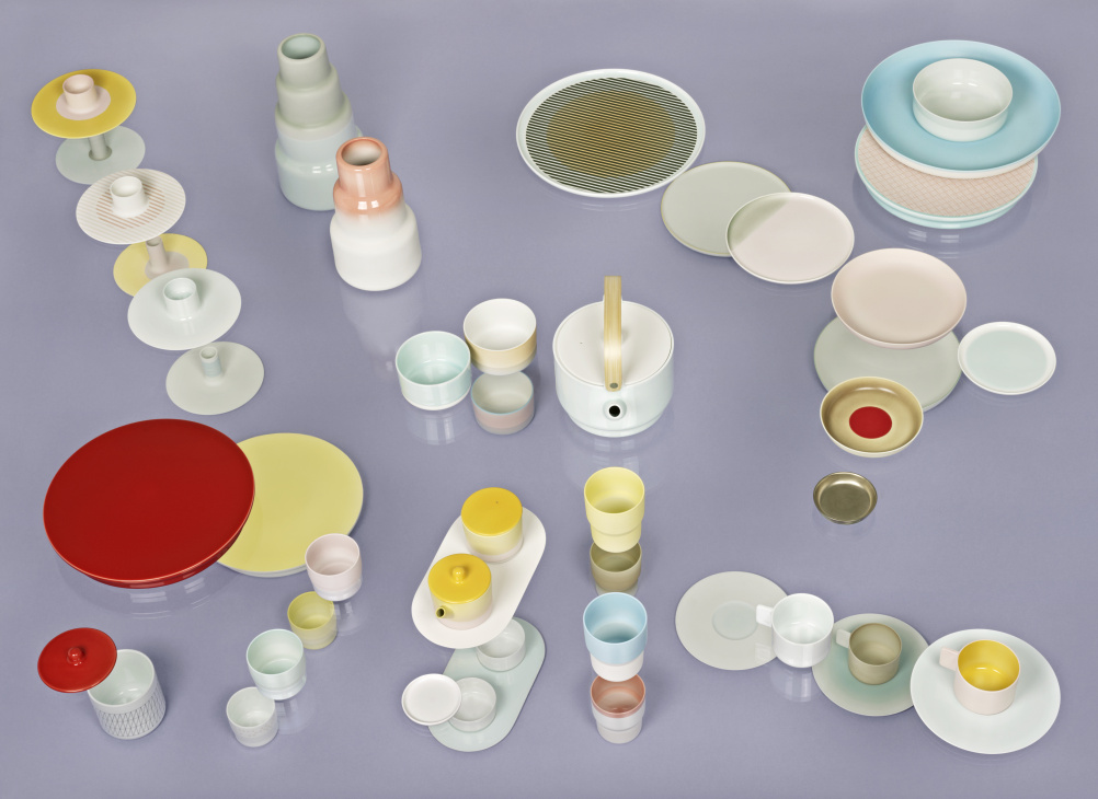 The Dinner Party True-to-Life Design by Scholten and Baijings