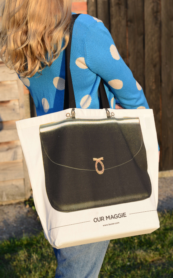 Handbag tote-bag