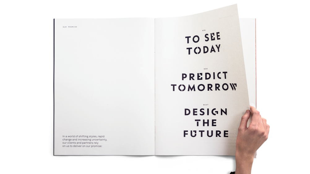 Design the future.