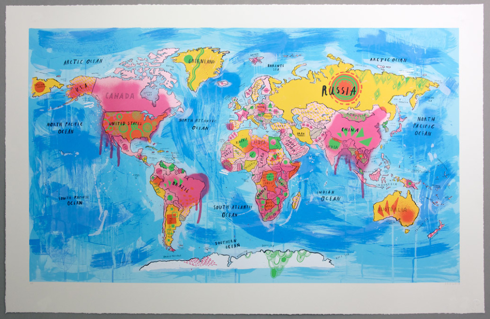 World Map full.