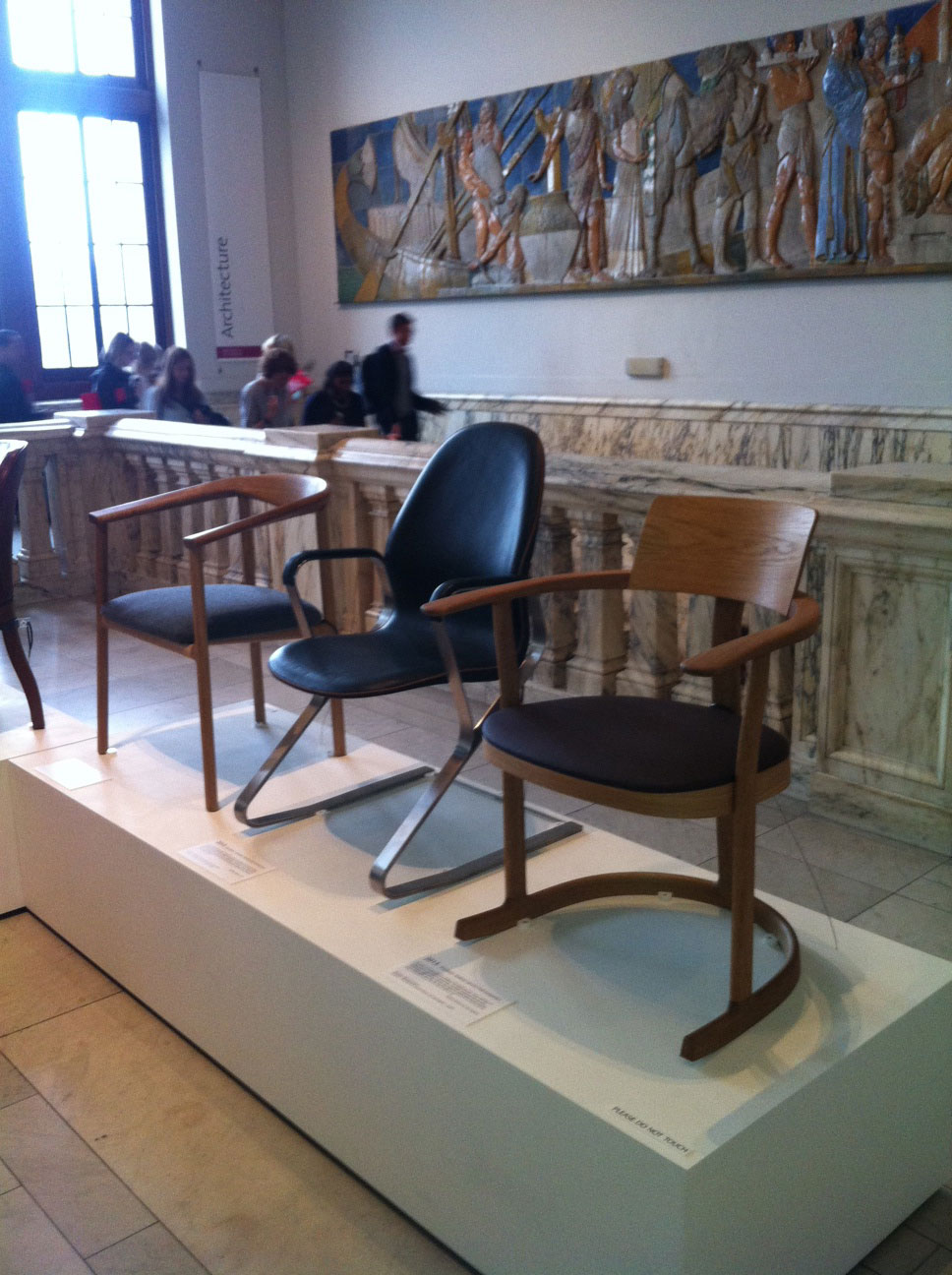 Chairs shortlisted for Bodleian chair competition